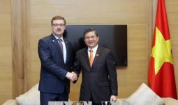 Hội nghị APPF-26: Việt Nam-Liên bang Nga trao đổi hoạt động lập pháp
