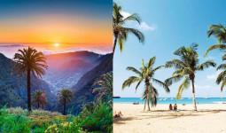 """Những bãi biển đẹp """"thần sầu"""" nhất định phải đến trong năm 2018"""