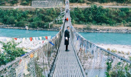 Ngắm Bhutan đẹp ngoài sức tưởng tượng dưới ống kính của travel blogger Nhị Đặng