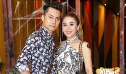 Vợ chồng Lâm Khánh Chi tái xuất sau đám cưới hoành tráng