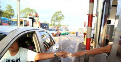 Đồng Nai: Xả trạm thu phí BOT dịp Tết Nguyên đán