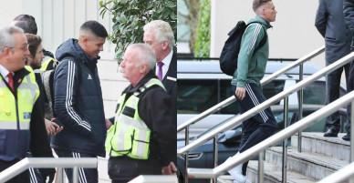 Dàn sao Man Utd hội quân tại khách sạn, vắng bóng Mkhitaryan