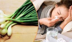 Hành lá: Khắc tinh của ung thư, cảm cúm, rụng tóc…