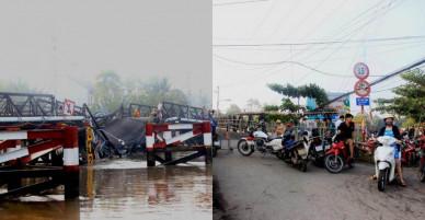 Vụ sập cầu Long Kiển ở TP.HCM: Cái kết đã được báo trước