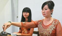 Con gái nghệ nhân trà người Việt nổi tiếng Đài Loan