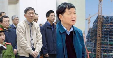 Ngày mai tuyên án ông Đinh La Thăng, Trịnh Xuân Thanh cùng 20 đồng phạm