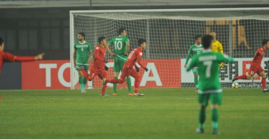 AFC ngợi khen tuyển Việt Nam thần kinh thép trong loạt đá luân lưu để giành vé vào bán kết