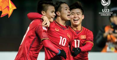 Netizen Trung Quốc ngợi khen U23 Việt Nam: Ủng hộ các bạn! Việt Nam cố lên! Việt Nam hãy tiếp tục chiến thắng