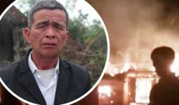 Vụ nghịch tử đốt nhà nghi thua cá độ: Vợ chồng tôi vừa xem xong trận U23 Việt Nam thì nghe hô hoán cháy nhà