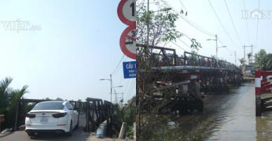 Từ vụ sập cầu Long Kiển: 3 cây cầu sắt còn lại cũng sắp… sập