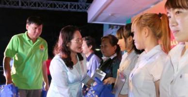 Thành phố Hồ Chí Minh: Mức chăm lo Tết tăng so với năm ngoái