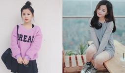 Bạn gái cực xinh lại mặc đẹp của Nguyễn Trọng Đại U23 Việt Nam