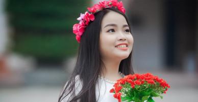 Nữ sinh sinh năm 2000 ở Nam Định giành học bổng 4 tỷ du học Mỹ
