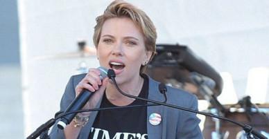 Hollywood ồn ào vụ Scarlett Johansson giả tạo khi chỉ trích hành vi quấy rối tình dục của James Franco