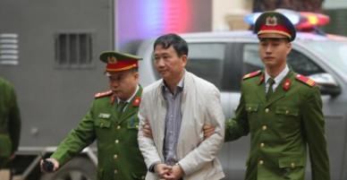 Xét xử Trịnh Xuân Thanh và đồng phạm: Sáng 22/1, Tòa tuyên án đối với các bị cáo