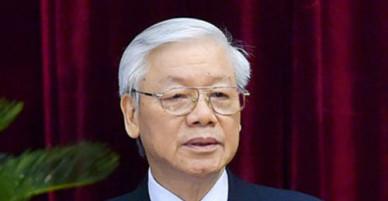Tổng bí thư: Tiếp tục đẩy mạnh phòng, chống tham nhũng