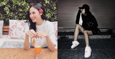 Angela Phương Trinh chán khoe body trở lại làm gái ngoan, Kỳ Duyên đơn giản vẫn không quên đồ hiệu