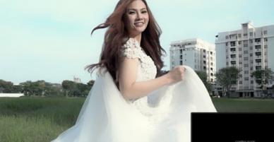 Thu Thủy tái hiện đám cưới bí mật với chồng cũ trong MV