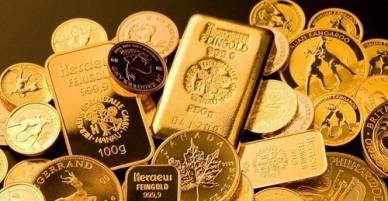 Giá vàng hôm nay 23.1: Bật tăng mạnh do lo ngại Chính phủ Mỹ đóng cửa?