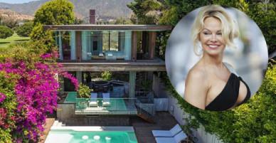 Biệt thự 7 triệu USD ở Malibu của bom sex Pamela Anderson