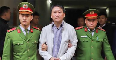 Hôm nay ông Trịnh Xuân Thanh hầu toà trong vụ án thứ hai