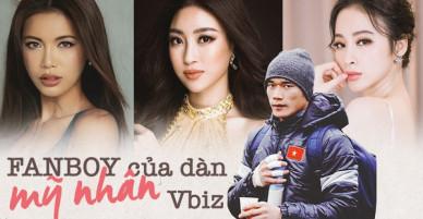 Hết nhắn tin cho Mỹ Linh, Angela Phương Trinh và giờ đến Minh Tú, Tiến Dũng quả thực là fanboy nhiệt thành nhất Vbiz