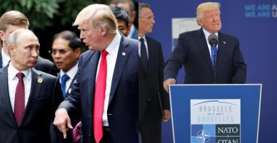"""Tổng thống Trump – Putin: """"Niềm tin"""" đặt nhầm chỗ?"""
