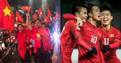 U23 Việt Nam – các em đã vô địch trước cả chung kết!