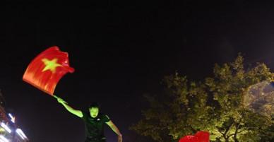 Bộ Công an chỉ đạo đảm bảo an toàn cho người dân cổ vũ U23 Việt Nam