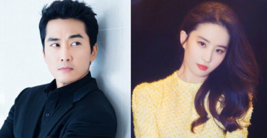 Truyền thông đưa tin Song Seung Hun chia tay cuối năm 2017, nhưng Lưu Diệc Phi lại ngầm xác nhận chấm dứt từ tháng 6?