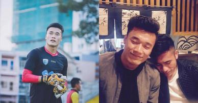 Thủ môn đội U23 Bùi Tiến Dũng đẹp trai giống y tài tử Lee Byung Hun