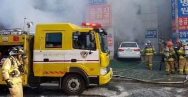 Nóng: Cháy lớn tại một bệnh viện Hàn Quốc, ít nhất 33 người thiệt mạng