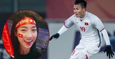 Sao Việt kỳ vọng tuyển U23 Việt Nam chiến thắng