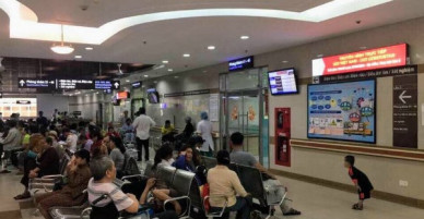 Hà Nội: Các bệnh viện sẵn sàng ứng phó trong thời điểm trận chung kết U23 Châu Á