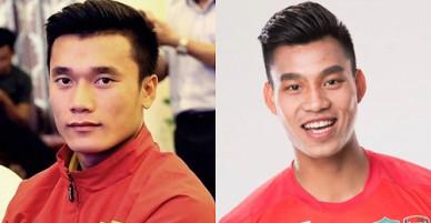 Những kiểu tóc sành điệu của dàn cầu thủ U23 Việt Nam