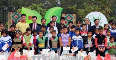 Sơn La tổ chức chương trình Cặp lá yêu thương