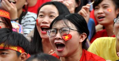 Đêm chung kết giàu cảm xúc của người Sài Gòn