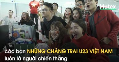 Hơn cả một chiếc cúp, U23 Việt Nam đã mang đến cho người hâm mộ nhiều hơn thế