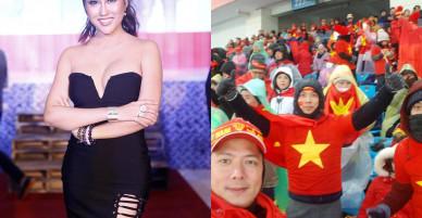 Sao Việt tiếc nuối khi U23 Việt Nam thua ở phút cuối
