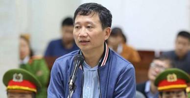 """Trịnh Xuân Thanh nói bị báo chí vẽ như """"ngáo ộp"""""""