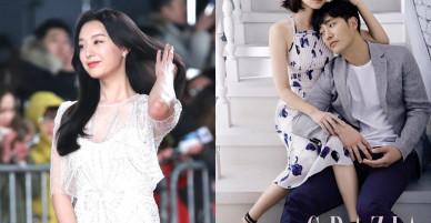 """Bỏ qua cả Park Seo Joon và Jin Goo, nữ thần """"Hậu duệ mặt trời"""" bất ngờ chọn tài tử U50 là mẫu hình lý tưởng"""