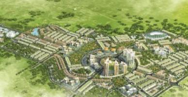 Quy hoạch chung thị xã Phổ Yên (Thái Nguyên) đến năm 2035