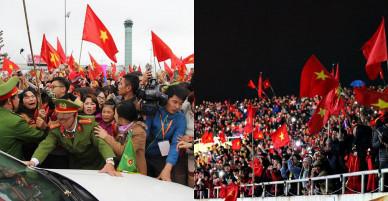 U23 Việt Nam trở về: Những người hùng khổ vì được… yêu!