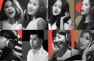 19 nghệ sĩ trẻ đình đám Vpop cùng hòa giọng