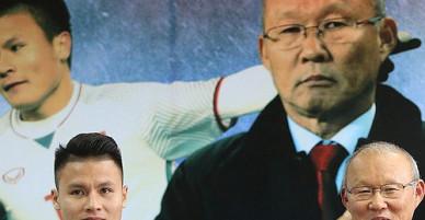 HLV Park tố báo Hàn viết sai, chia rẽ tình thầy trò U23 Việt Nam