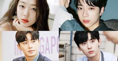 Các cặp sao Hàn giống nhau như anh chị em thất lạc: Vừa đẹp, vừa giỏi lại nổi tiếng hết phần người ta