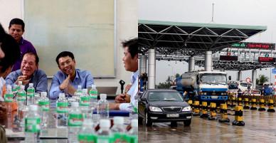 Bộ GTVT bác phương án miễn giảm phí ở BOT Ninh An