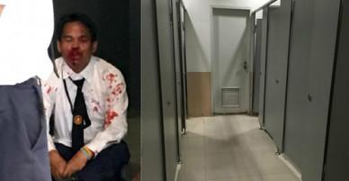 Cô gái suýt bị bảo vệ làm nhục khi đi vệ sinh ở khu mua sắm Bangkok