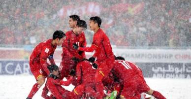 Sẽ trao thưởng cho đội tuyển U23 Việt Nam trước Tết như một món quà năm mới