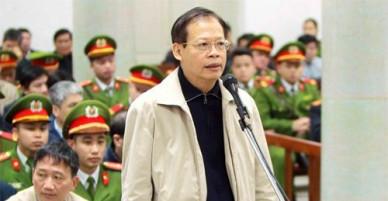 Nguyên tổng giám đốc PVN trong vụ án ông Đinh La Thăng kêu oan